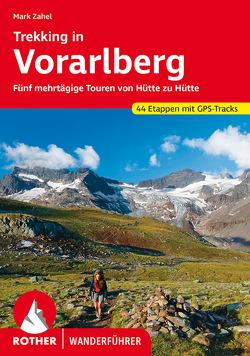 Trekking in Vorarlberg von Zahel,  Mark