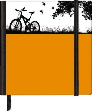 TrendLine Silhouettes Bike 10×10