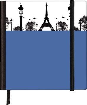 TrendLine Silhouettes Paris 10×10