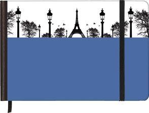 TrendLine Silhouettes Paris 15×10