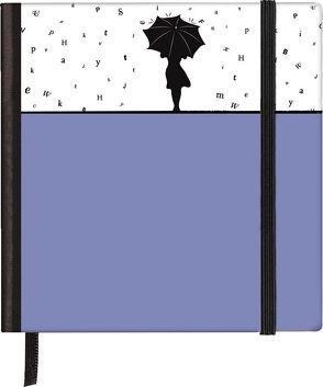 TrendLine Silhouettes Rainy Day 10×10