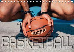 Trendsport Basketball (Tischkalender 2019 DIN A5 quer) von Bleicher,  Renate