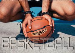 Trendsport Basketball (Wandkalender 2021 DIN A2 quer) von Bleicher,  Renate