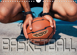 Trendsport Basketball (Wandkalender 2021 DIN A4 quer) von Bleicher,  Renate