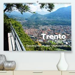 Trento-Trient (Premium, hochwertiger DIN A2 Wandkalender 2020, Kunstdruck in Hochglanz) von J. Richtsteig,  Walter
