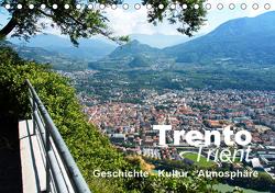 Trento-Trient (Tischkalender 2021 DIN A5 quer) von J. Richtsteig,  Walter