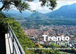 Trento-Trient (Wandkalender 2021 DIN A2 quer) von J. Richtsteig,  Walter