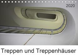 Treppen und Treppenhäuser (Tischkalender 2020 DIN A5 quer) von SchnelleWelten