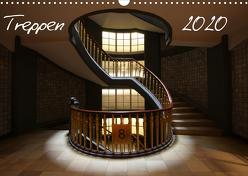 Treppen (Wandkalender 2020 DIN A3 quer) von SchnelleWelten