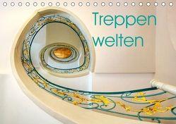 Treppenwelten (Tischkalender 2018 DIN A5 quer) von Seltmann,  Anne