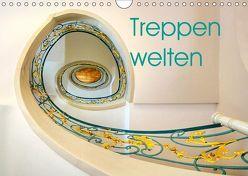 Treppenwelten (Wandkalender 2019 DIN A4 quer) von Seltmann,  Anne