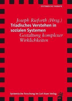 Triadisches Verstehen in sozialen Systemen von Rieforth,  Joseph