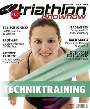 triathlon knowhow: Techniktraining von Wechsel,  Frank
