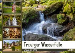 Triberger Wasserfälle (Wandkalender 2019 DIN A2 quer) von Di Chito,  Ursula