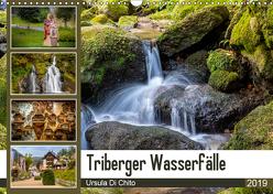 Triberger Wasserfälle (Wandkalender 2019 DIN A3 quer) von Di Chito,  Ursula