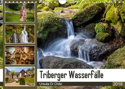 Triberger Wasserfälle (Wandkalender 2019 DIN A4 quer) von Di Chito,  Ursula
