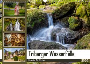 Triberger Wasserfälle (Wandkalender 2020 DIN A3 quer) von Di Chito,  Ursula