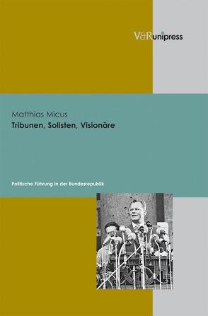 Tribunen, Solisten, Visionäre von Micus,  Matthias