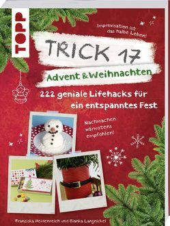 Trick 17 – Advent & Weihnachten von Heidenreich,  Franziska, Langnickel,  Bianka
