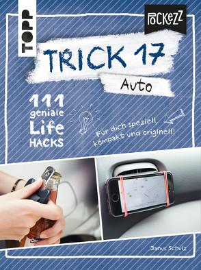 Trick 17 Pockezz – Auto von Schulz,  Janus