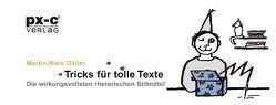 Tricks für tolle Texte von Däfler,  Martin-Niels