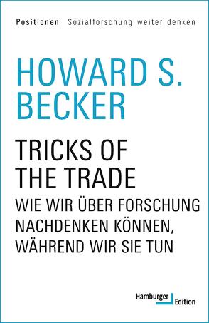 Tricks of The Trade von Becker,  Howard S.