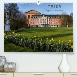 TRIER – Augusta Treverorum (Premium, hochwertiger DIN A2 Wandkalender 2021, Kunstdruck in Hochglanz) von Reiß-Seibert,  Marion