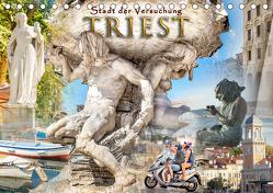 Triest – Stadt der Versuchung (Tischkalender 2020 DIN A5 quer) von Gross,  Viktor
