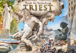 Triest – Stadt der Versuchung (Wandkalender 2020 DIN A2 quer) von Gross,  Viktor