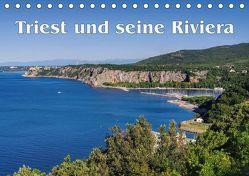 Triest und seine Riviera (Tischkalender 2019 DIN A5 quer) von LianeM