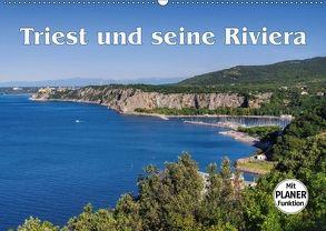 Triest und seine Riviera (Wandkalender 2018 DIN A2 quer) von LianeM