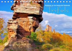 Trifels – Wanderung auf dem Annweilerer Burgenweg (Tischkalender 2019 DIN A5 quer) von LianeM