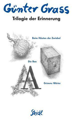 Trilogie der Erinnerung von Grass,  Günter, Øhrgaard,  Per