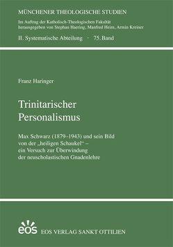 Trinitarischer Personalismus von Haringer,  Franz
