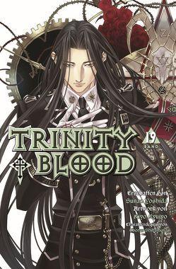 Trinity Blood von Araki, Kyujyo,  Kiyo, Yoshida,  Sunao