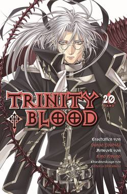 Trinity Blood von Araki,  Shozo, Kyujyo,  Kiyo, Yoshida,  Sunao