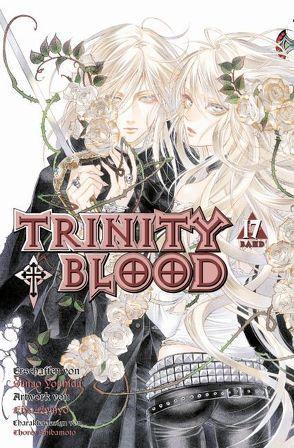 Trinity Blood von Kyujyo,  Kiyo, Yoshida,  Suano