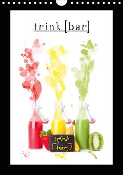 trink[bar] (Wandkalender 2021 DIN A4 hoch) von Sturm,  Jenny