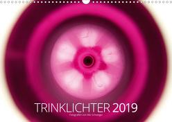 Trinklichter 2019 Fotografien von Mio Schweiger (Wandkalender 2019 DIN A3 quer) von Schweiger,  Mio