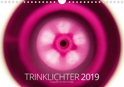 Trinklichter 2019 Fotografien von Mio Schweiger (Wandkalender 2019 DIN A4 quer) von Schweiger,  Mio
