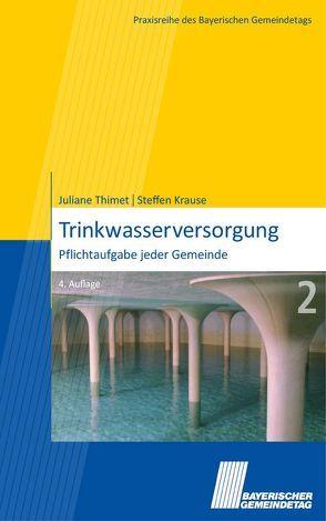 Trinkwasserversorgung von Krause,  Steffen, Thimet,  Juliane