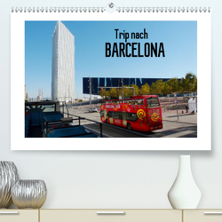Trip nach Barcelona (Premium, hochwertiger DIN A2 Wandkalender 2020, Kunstdruck in Hochglanz) von Kruse,  Gisela