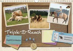 Triple-D-Ranch Impressionen (Wandkalender 2018 DIN A4 quer) von Mielewczyk,  Barbara