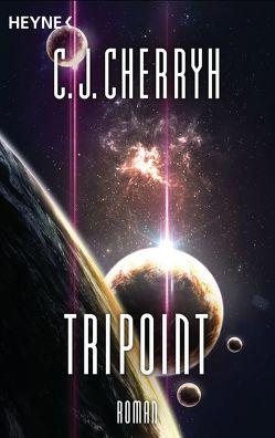 Tripoint von Cherryh,  Carolyn J., Strüh,  Christine