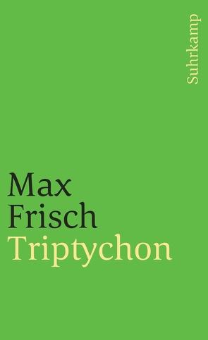 Triptychon von Frisch,  Max