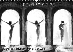 Triptyque de nu – Sinnliche Tryptichons (Wandkalender 2020 DIN A3 quer) von Weis,  Stefan