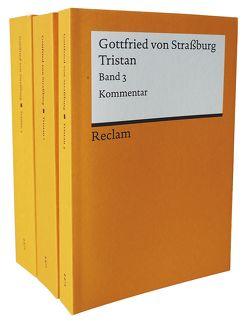 Tristan von Gottfried von Strassburg, Krohn,  Rüdiger
