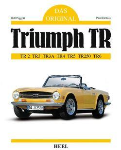 Triumph TR von Bill Piggott,  Bill, Debois,  Paul, Paul Debois,  Paul, Piggott,  Bill