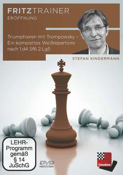 Triumphieren mit Trompowsky von Kindermann,  Stefan