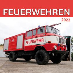 Trötsch Broschürenkalender Feuerwehren 2022